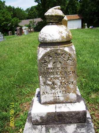 CASH, NANCY - Benton County, Arkansas | NANCY CASH - Arkansas Gravestone Photos