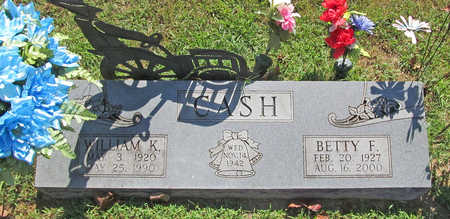 CASH, BETTY - Benton County, Arkansas | BETTY CASH - Arkansas Gravestone Photos