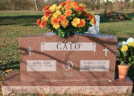 CATO, HARREL GENE, REV. - Benton County, Arkansas | HARREL GENE, REV. CATO - Arkansas Gravestone Photos