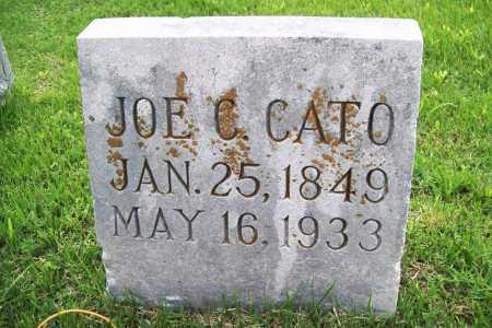 CATO, JOE C. - Benton County, Arkansas | JOE C. CATO - Arkansas Gravestone Photos