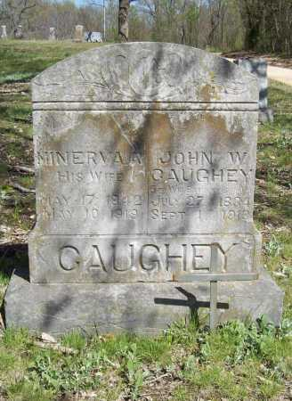 CAUGHEY, MINERVA R. - Benton County, Arkansas | MINERVA R. CAUGHEY - Arkansas Gravestone Photos