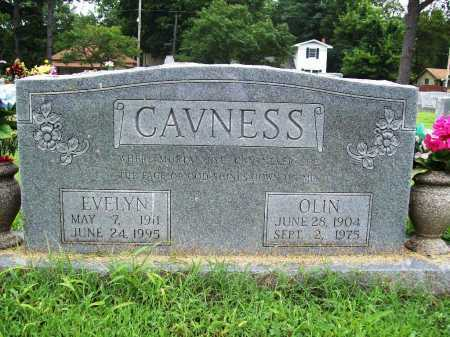 CAVNESS, OLIN C. - Benton County, Arkansas | OLIN C. CAVNESS - Arkansas Gravestone Photos