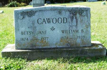 CROUSE CAWOOD, BETSY JANE - Benton County, Arkansas | BETSY JANE CROUSE CAWOOD - Arkansas Gravestone Photos