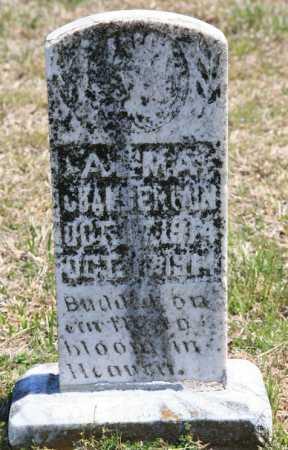 CHAMBERLAIN, ALMA - Benton County, Arkansas | ALMA CHAMBERLAIN - Arkansas Gravestone Photos