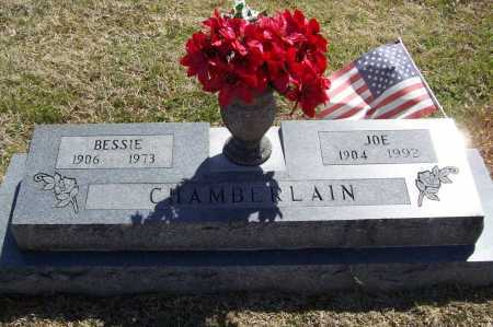BROWN CHAMBERLAIN, BESSIE - Benton County, Arkansas | BESSIE BROWN CHAMBERLAIN - Arkansas Gravestone Photos