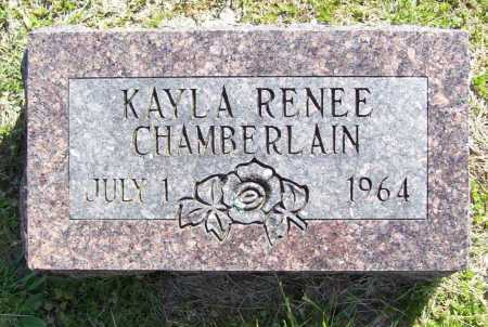 CHAMBERLAIN, KAYLA RENEE - Benton County, Arkansas | KAYLA RENEE CHAMBERLAIN - Arkansas Gravestone Photos