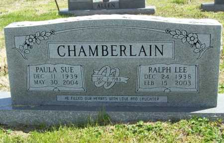 CHAMBERLAIN, RALPH LEE - Benton County, Arkansas | RALPH LEE CHAMBERLAIN - Arkansas Gravestone Photos