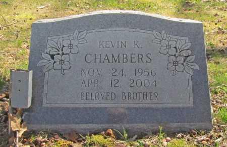 CHAMBERS, KEVIN K. - Benton County, Arkansas | KEVIN K. CHAMBERS - Arkansas Gravestone Photos