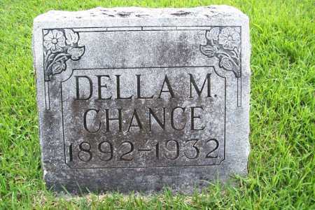 CHANCE, DELLA M. - Benton County, Arkansas | DELLA M. CHANCE - Arkansas Gravestone Photos