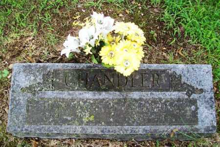 CHANDLER, MARY ANN - Benton County, Arkansas | MARY ANN CHANDLER - Arkansas Gravestone Photos