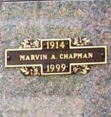 CHAPMAN, MARVIN A. - Benton County, Arkansas | MARVIN A. CHAPMAN - Arkansas Gravestone Photos