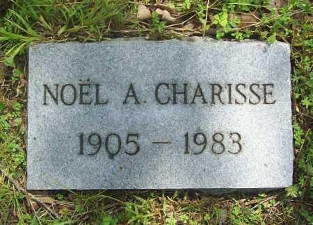 CHARISSE, NOEL A. - Benton County, Arkansas | NOEL A. CHARISSE - Arkansas Gravestone Photos