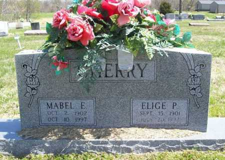 CHERRY, ELIGE PHILLIP - Benton County, Arkansas | ELIGE PHILLIP CHERRY - Arkansas Gravestone Photos