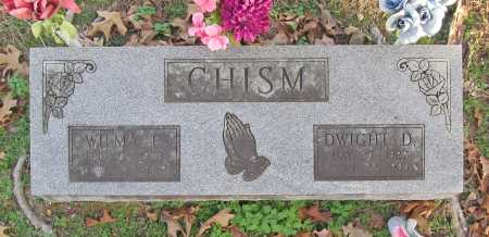 CHISM, DWIGHT D. - Benton County, Arkansas | DWIGHT D. CHISM - Arkansas Gravestone Photos