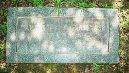 CHRISTENSEN, MARGARET L. - Benton County, Arkansas | MARGARET L. CHRISTENSEN - Arkansas Gravestone Photos