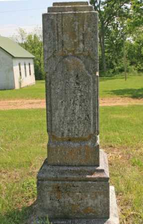 CHURCH, EUGENIA - Benton County, Arkansas | EUGENIA CHURCH - Arkansas Gravestone Photos