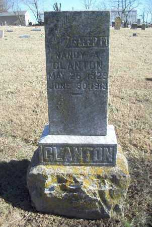 CLANTON, NANCY A. - Benton County, Arkansas | NANCY A. CLANTON - Arkansas Gravestone Photos