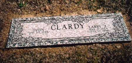 CLARDY, LARRY JOE - Benton County, Arkansas | LARRY JOE CLARDY - Arkansas Gravestone Photos