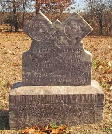 CLARK, JOHN P - Benton County, Arkansas | JOHN P CLARK - Arkansas Gravestone Photos