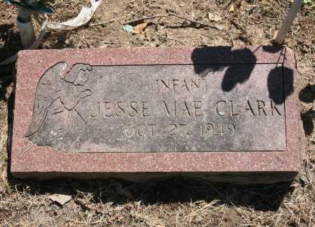 CLARK, JESSE MAE - Benton County, Arkansas | JESSE MAE CLARK - Arkansas Gravestone Photos