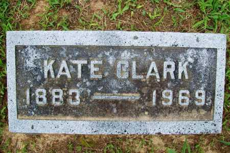 CLARK, KATE - Benton County, Arkansas | KATE CLARK - Arkansas Gravestone Photos