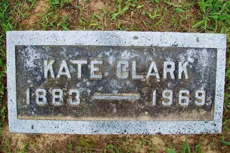 CLARK, KATE - Benton County, Arkansas | KATE CLARK - Arkansas Gravestone Photos