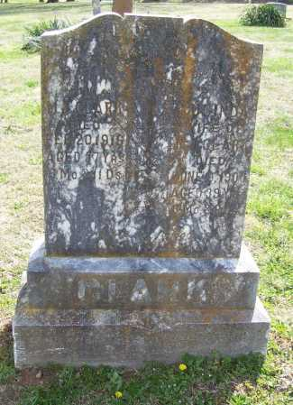 CLARK, LUCINDA - Benton County, Arkansas | LUCINDA CLARK - Arkansas Gravestone Photos
