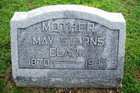 STARNS CLARK, MAY - Benton County, Arkansas | MAY STARNS CLARK - Arkansas Gravestone Photos