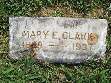 CLARK, MARY E. - Benton County, Arkansas | MARY E. CLARK - Arkansas Gravestone Photos