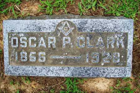 CLARK, OSCAR POWELL - Benton County, Arkansas | OSCAR POWELL CLARK - Arkansas Gravestone Photos