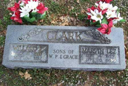 CLARK, WILLARD L. - Benton County, Arkansas | WILLARD L. CLARK - Arkansas Gravestone Photos