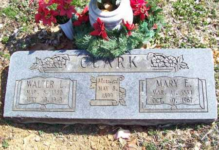 CLARK, MARY E. - Benton County, Arkansas | MARY E. CLARK - Arkansas Gravestone Photos