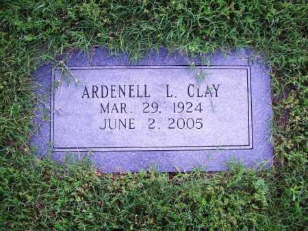 CLAY, ARDENELL L. - Benton County, Arkansas | ARDENELL L. CLAY - Arkansas Gravestone Photos
