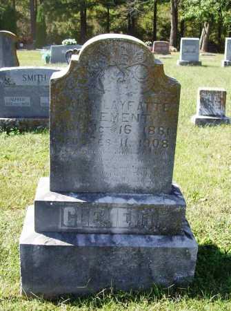 CLEMENT, ALVA LAFAYETTE - Benton County, Arkansas | ALVA LAFAYETTE CLEMENT - Arkansas Gravestone Photos