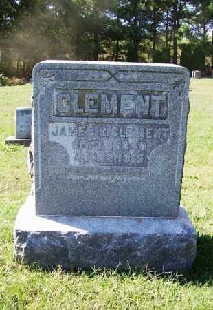 CLEMENT, JAMES C. - Benton County, Arkansas | JAMES C. CLEMENT - Arkansas Gravestone Photos