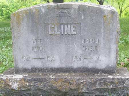 CLINE, NANCY - Benton County, Arkansas | NANCY CLINE - Arkansas Gravestone Photos
