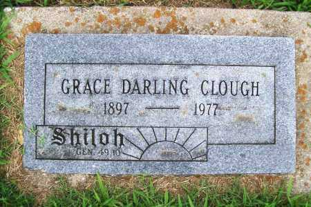 CLOUGH, GRACE DARLING - Benton County, Arkansas | GRACE DARLING CLOUGH - Arkansas Gravestone Photos