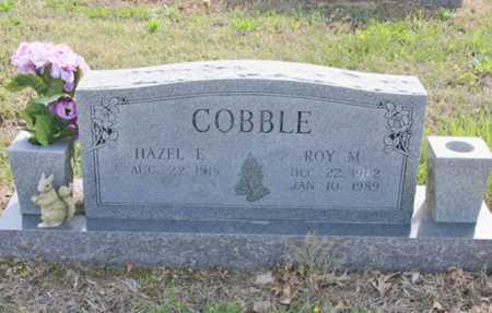 COBBLE, ROY M - Benton County, Arkansas | ROY M COBBLE - Arkansas Gravestone Photos