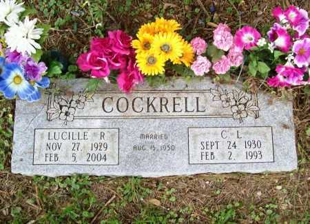 COCKRELL, C. L. - Benton County, Arkansas | C. L. COCKRELL - Arkansas Gravestone Photos