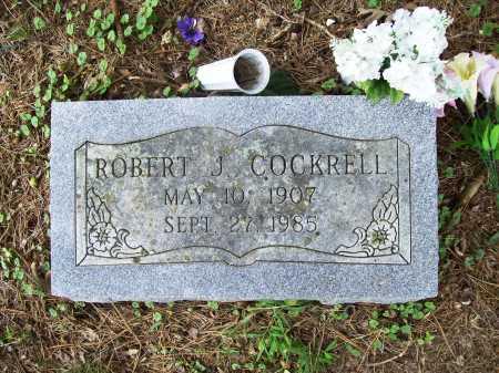 COCKRELL, ROBERT J. - Benton County, Arkansas | ROBERT J. COCKRELL - Arkansas Gravestone Photos