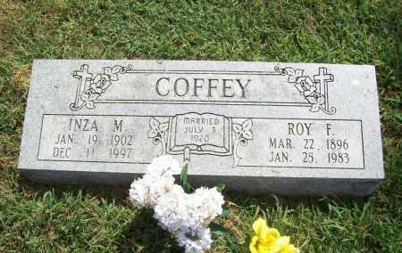 COFFEY, INZA M. - Benton County, Arkansas | INZA M. COFFEY - Arkansas Gravestone Photos