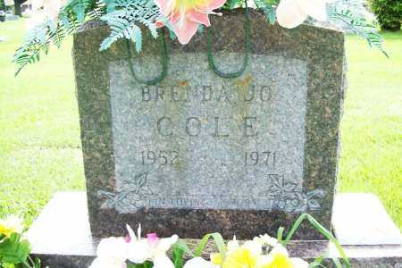 COLE, BRENDA JO - Benton County, Arkansas | BRENDA JO COLE - Arkansas Gravestone Photos