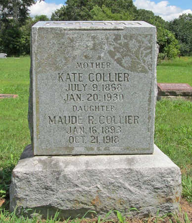 COLLIER, KATE - Benton County, Arkansas | KATE COLLIER - Arkansas Gravestone Photos