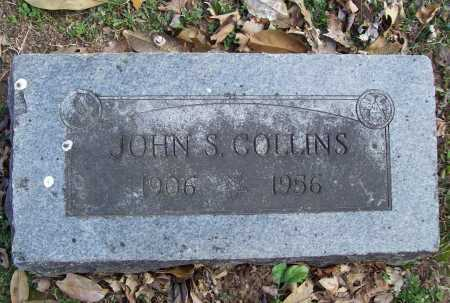 COLLINS, JOHN S. - Benton County, Arkansas | JOHN S. COLLINS - Arkansas Gravestone Photos