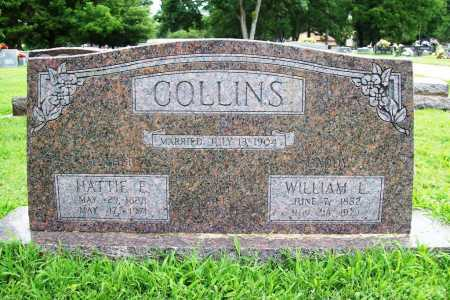 COLLINS, HATTIE E. - Benton County, Arkansas | HATTIE E. COLLINS - Arkansas Gravestone Photos