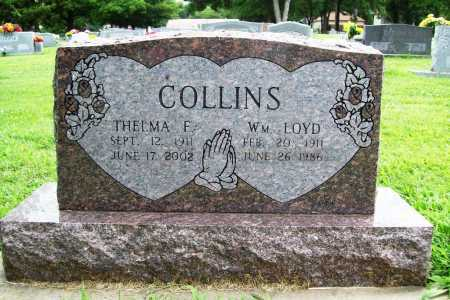 COLLINS, WILLIAM LOYD - Benton County, Arkansas | WILLIAM LOYD COLLINS - Arkansas Gravestone Photos