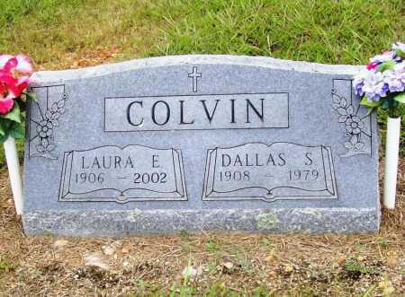 ROLLER COLVIN, LAURA E. - Benton County, Arkansas | LAURA E. ROLLER COLVIN - Arkansas Gravestone Photos