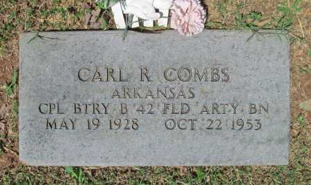 COMBS (VETERAN), CARL R. - Benton County, Arkansas | CARL R. COMBS (VETERAN) - Arkansas Gravestone Photos