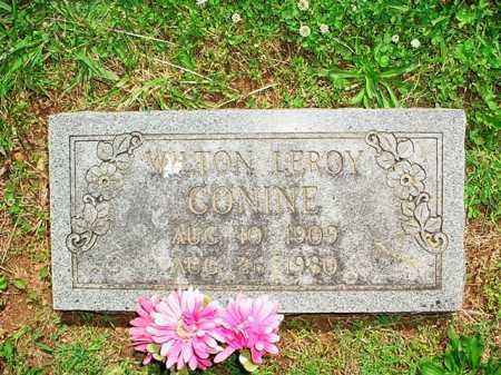 CONINE, WILTON LEROY - Benton County, Arkansas | WILTON LEROY CONINE - Arkansas Gravestone Photos