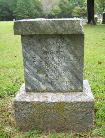 CONLEY, ARTHUR A. - Benton County, Arkansas | ARTHUR A. CONLEY - Arkansas Gravestone Photos